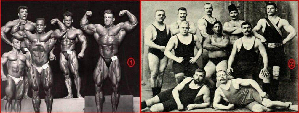 Самые невероятные тела и телосложения в мире