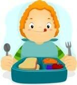 регулярность питания