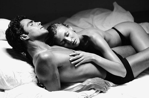 секс и бодибилдинг, влечение