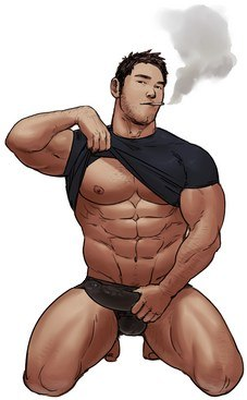 smoke and bodybuilding