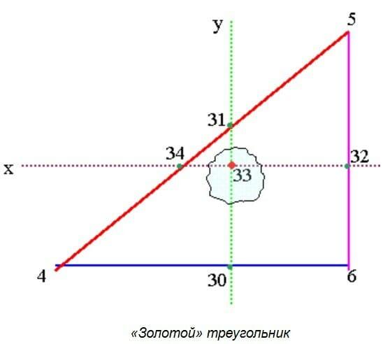 секреты бодибилдинга, золотой треугольник