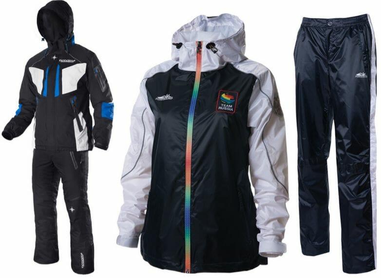костюмы для бега зимой