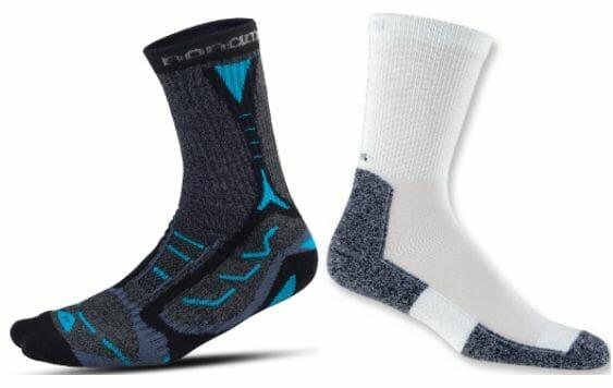 носки для бега зимой
