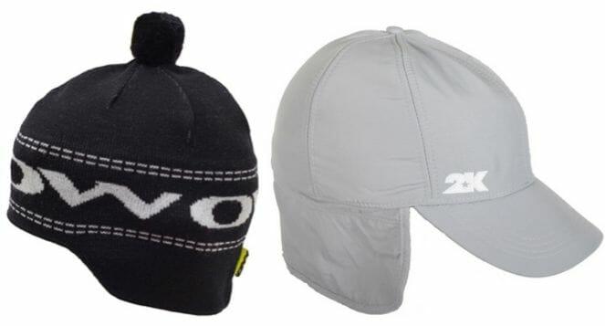 шапочски для бега зимой