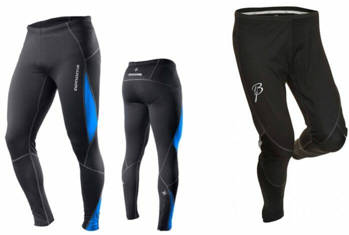 спортивные зимние брюки