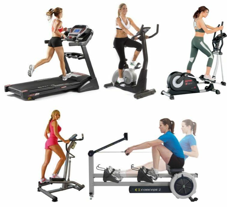 Спорт тренировки похудения велотренажер