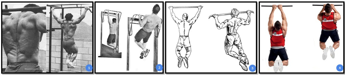 Массанаборные упражнения для широчайшей мышцы спины.