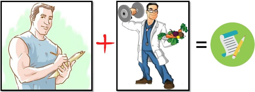 Совместные заметки: фитнес- тренер и спортивный врач