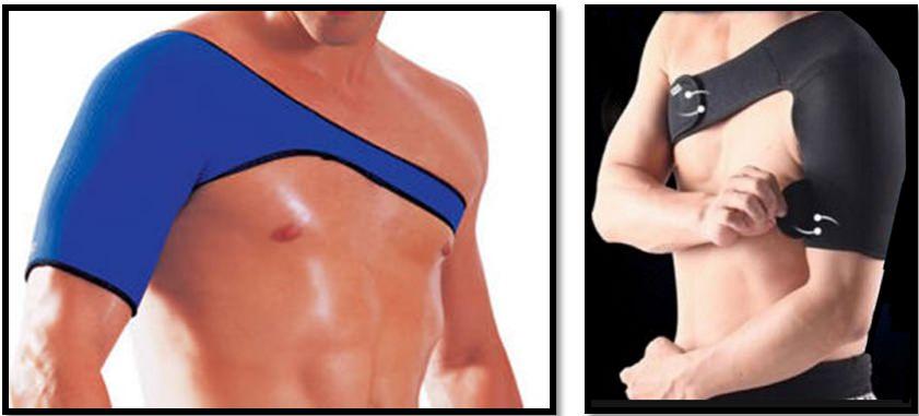 Плечевые и локтевые ремни для снижения травматизма суставов