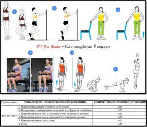 """3CsQClj-300x260 программа тренировок для дома """"Как похудеть в икрах"""""""