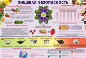 Пищевая безопасность, как правильно готовить продукты