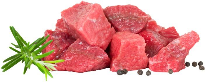 Питание для набора мышечной массы, постная говядина