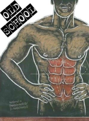 Рубрика Old Scholl на сайте Азбука Бодибилдинга