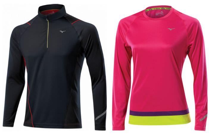 верхняя нательная одежда для бега зимой
