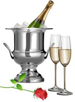 хрусталь и шампанское