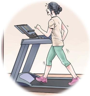Фитнес при месячных
