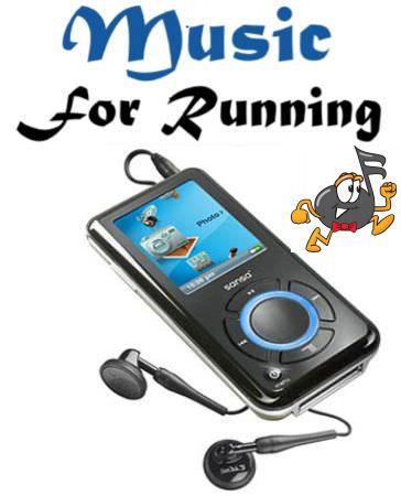 музыка для бега