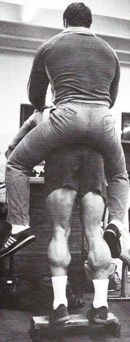 классический вариант упражнения ослик
