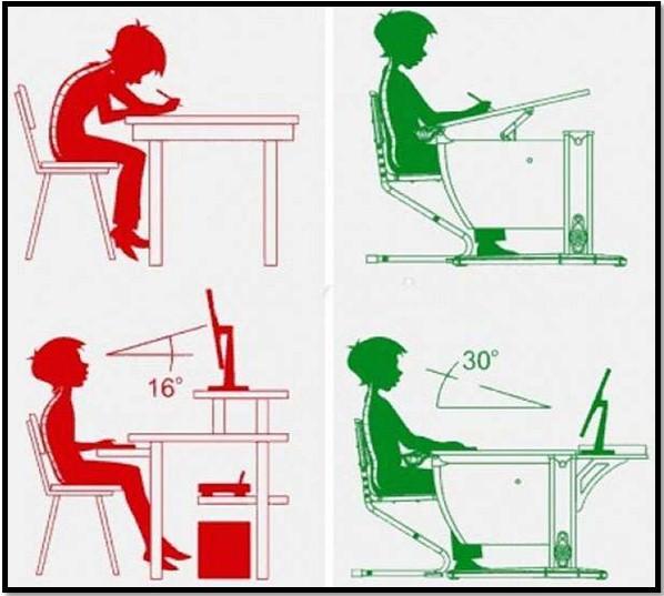 Упражнения для осанки