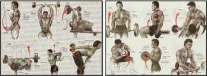 Упражнения на руки полный атлас