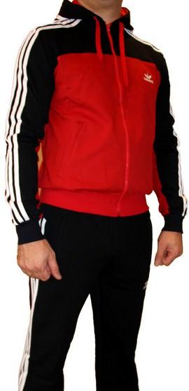Одежда для тренажерного зала: мужской спортивный костюм