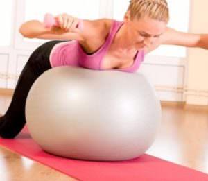 упражнения для упругости груди, 3