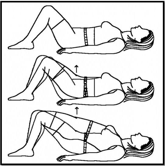 Упражнение Кегеля, продвинутый вариант