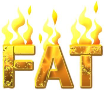 сжечь жир