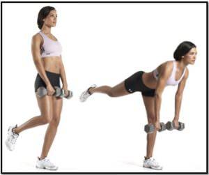 ifFwYC-300x251 как уменьшить объем бедер, тяга гантели на одной ноге