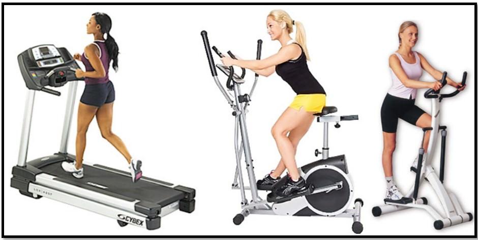 кардио-тренажеры для женщин