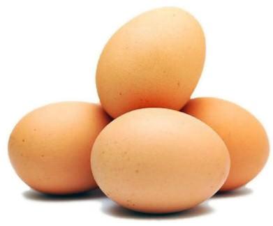 диета при целлюлите, яйца