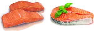 диета при целлюлите, рыба