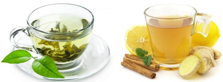 диета при целлюлите, зеленый чай