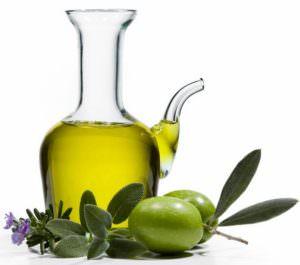 диета при целлюлите, оливковое масло