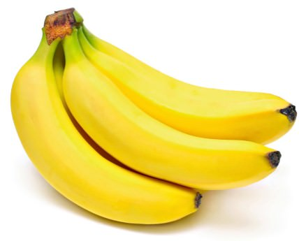 диета при целлюлите, бананы