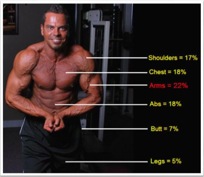 Самые сексуальные мышцы