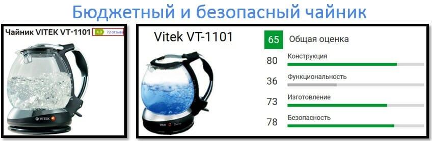 бюджетный и безопасный чайник