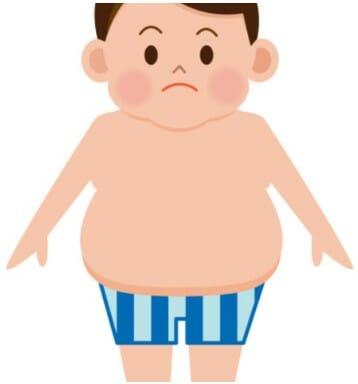 детское ожирение лого